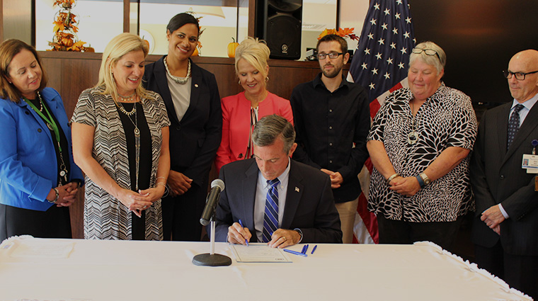 Governor Carney Signs Legislation to Limit Growth in Health Care Spending