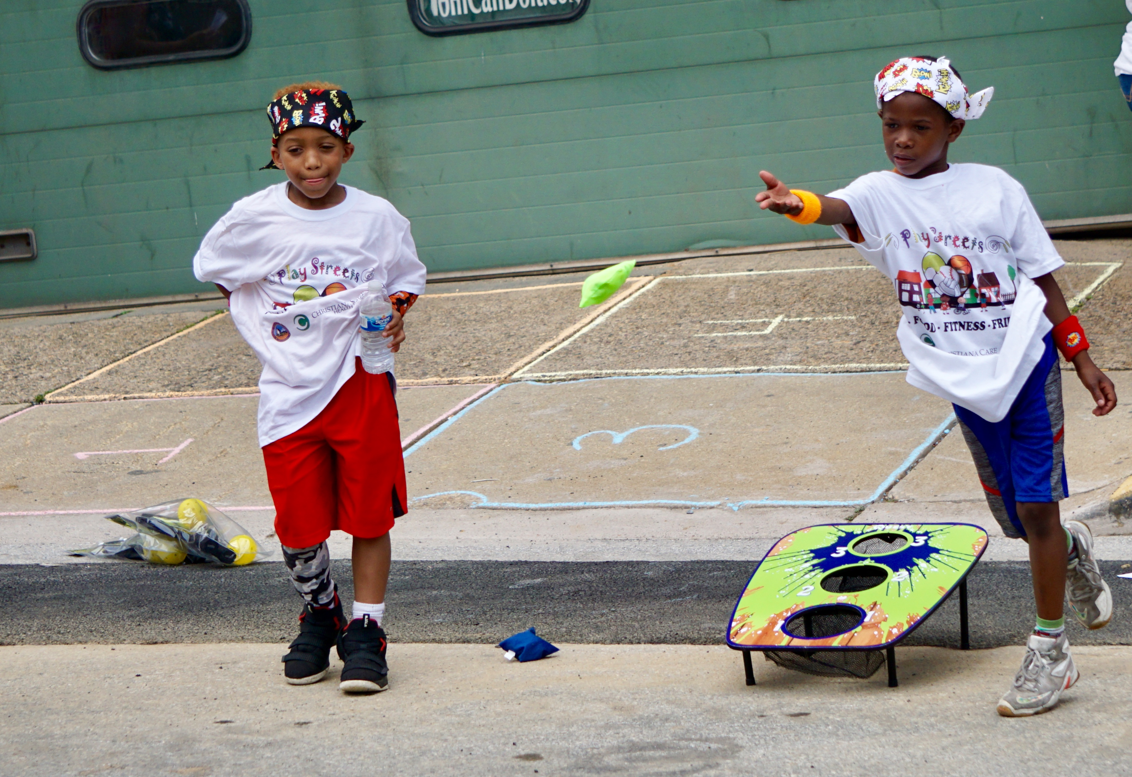 Play Streets Launches in Wilmington