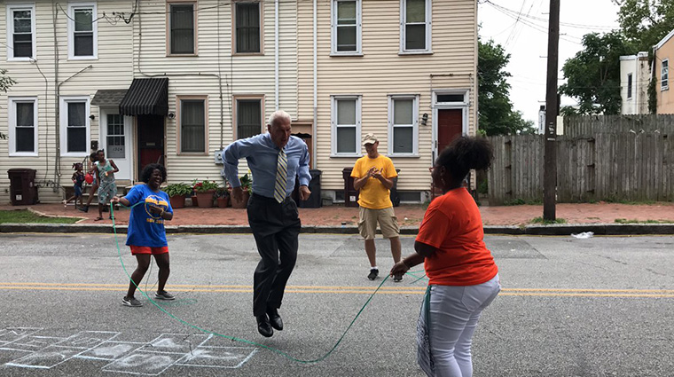 Making Neighborhoods Healthier and Safer