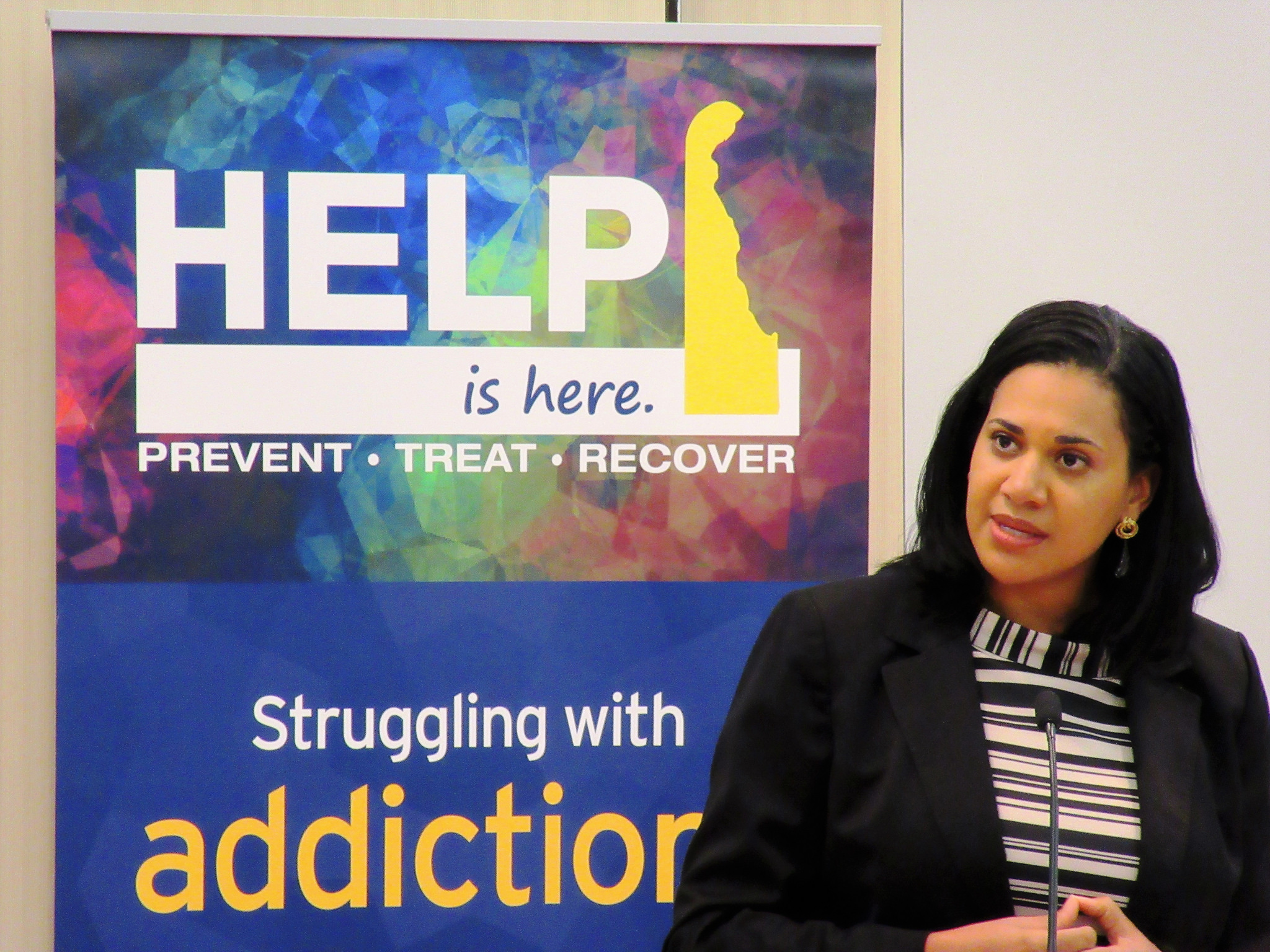 After 14-Month Review, Johns Hopkins Team Releases Major Recommendations for Strengthening Delaware's Substance Use Disorder Treatment System